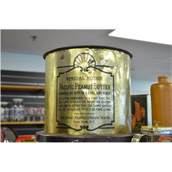 Vintage Peanut Butter Tin