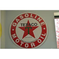 Texaco Sign (Repro)