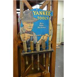 "Vintage ""Yankee Tools"" 5 piece set"