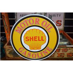 Fantasy Shell Gas Sign