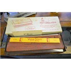 Vintage V-Master Cigarette Maker