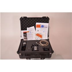 New Gas Drager Detector with Pelican Hardcase