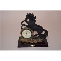 Vintage Canadian Desk Clock