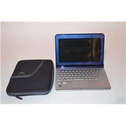 Toshiba laptop & case