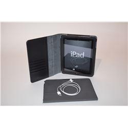 iPad & extra case