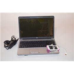 iPod & HP Laptop (No Hard Drive)