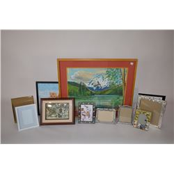 Misc art and frames