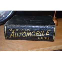 Vintage Automobile Guide