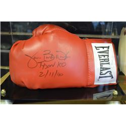 "James ""Buster"" Douglas Autographed Boxing Glove"