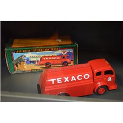 1949 Texaco Toy Truck with original box