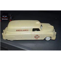Vintage Ambulance Model