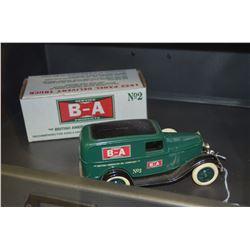 BA No2 Model Car with original box
