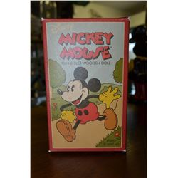 Mickey Mouse (Fun-E-Flex) Doll