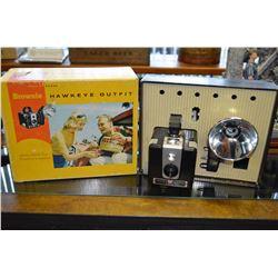 Brownie Camera in Original Box