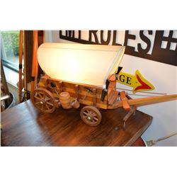 Carriage Desk Lamp