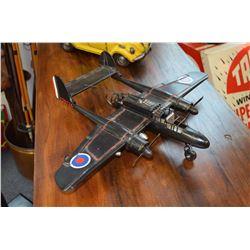 Large Metal Plane Model