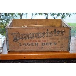 Braumeister Lager Beer Crate
