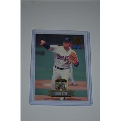 1993 Leaf Heading for the Hall #1 Nolan Ryan
