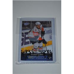 2008-09 Upper Deck Exclusives #229 Kyle Okposo YG