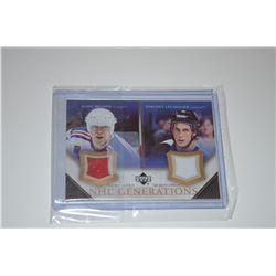 2005-06 Upper Deck NHL Generations #DML Mark Messier/Vincent Lecavalier