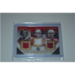 2005-06 Upper Deck NHL Generations #TLKR Guy LaFleur/Saku Koivu/Mike Ribeiro