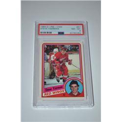 1984-85 O-Pee-Chee #67 Steve Yzerman RC