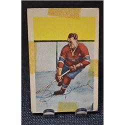 1952-53 Parkhurst #13 Butch Bouchard