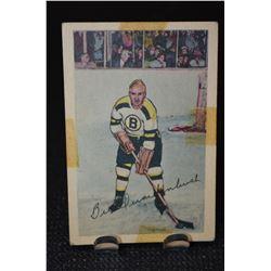 1952-53 Parkhurst #68 Bill Quackenbush