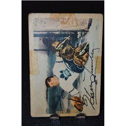 1953-54 Parkhurst #1 Harry Lumley