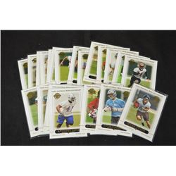 Topps (50 Years) Football Card lot
