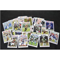 Topps Football Card lot