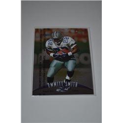 1998 Finest Refractors #160 Emmitt Smith