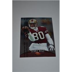 1998 Finest Refractors #151 Jerry Rice