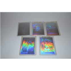 1991 Marvel Universe II Holograms