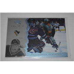 1996-97 Upper Deck Ice Acetate Parallel #101 Jaromir Jagr