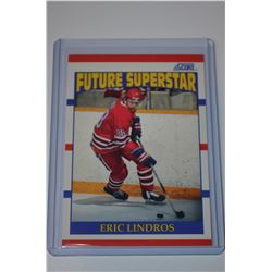 1990-91 Score Canadian #440 Eric Lindros RC