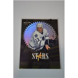 1995-96 Leaf Limited Stars of the Game #9 Mats Sundin