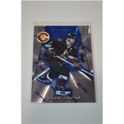 1997-98 Pinnacle Totally Certified Platinum Blue #37 Keith Tkachuk