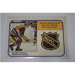 1981-82 O-Pee-Chee #384 Wayne Gretzky LL