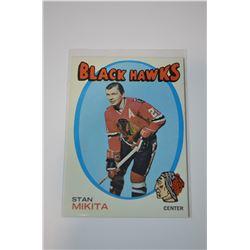 1971-72 Topps #125 Stan Mikita