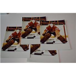 4 - Official NHL 8x10 Photo - Tony Esposito Chicago Blackhawks
