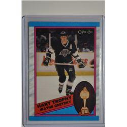 1989-90 O-Pee-Chee #320 Wayne Gretzky Hart