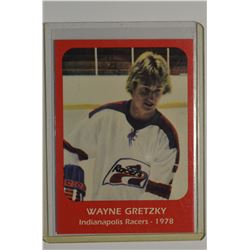 separation shoes 22c6a c3369 1978 Wayne Gretzky Indianapolis Racers Pre ROOKIE
