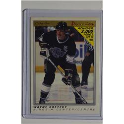 1990-91 OPC Premier #38 Wayne Gretzky