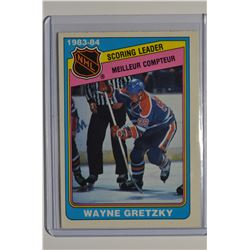 1984-85 O-Pee-Chee #380 Wayne Gretzky LL