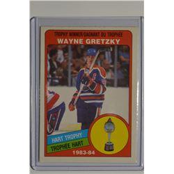 1984-85 O-Pee-Chee #374 Wayne Gretzky Hart