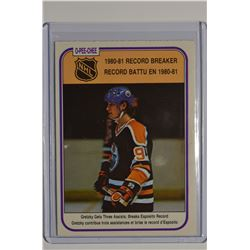 1981-82 O-Pee-Chee #392 Wayne Gretzky RB