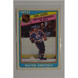 1984-85 O-Pee-Chee #381 Wayne Gretzky LL