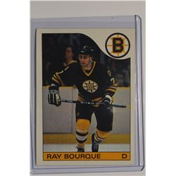 1985-86 O-Pee-Chee #40 Ray Bourque