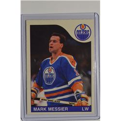 1985-86 O-Pee-Chee #177 Mark Messier